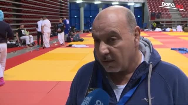 Атанас Герчев за Европейската купа: Показахме джудо (ВИДЕО)