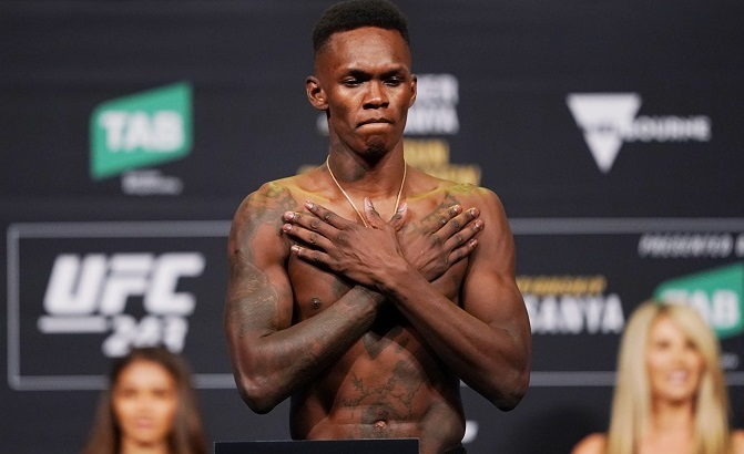 Адесаня готов за живота след UFC