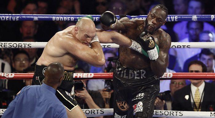 WBC: Уайлдър заслужава мач с Фюри
