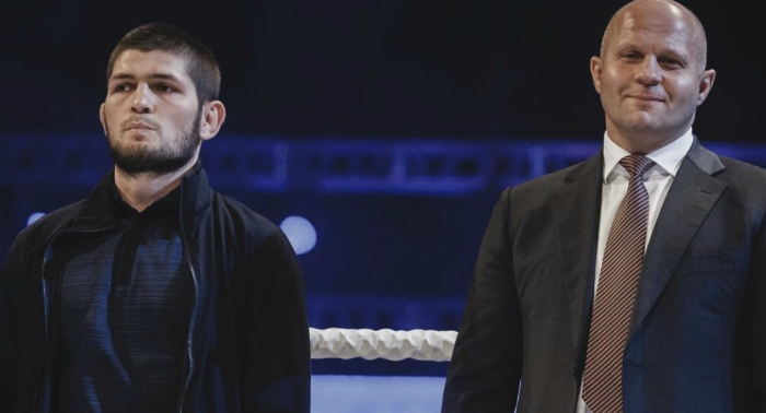 Фьодор: Хабиб трябва да усъвършенства бокса си