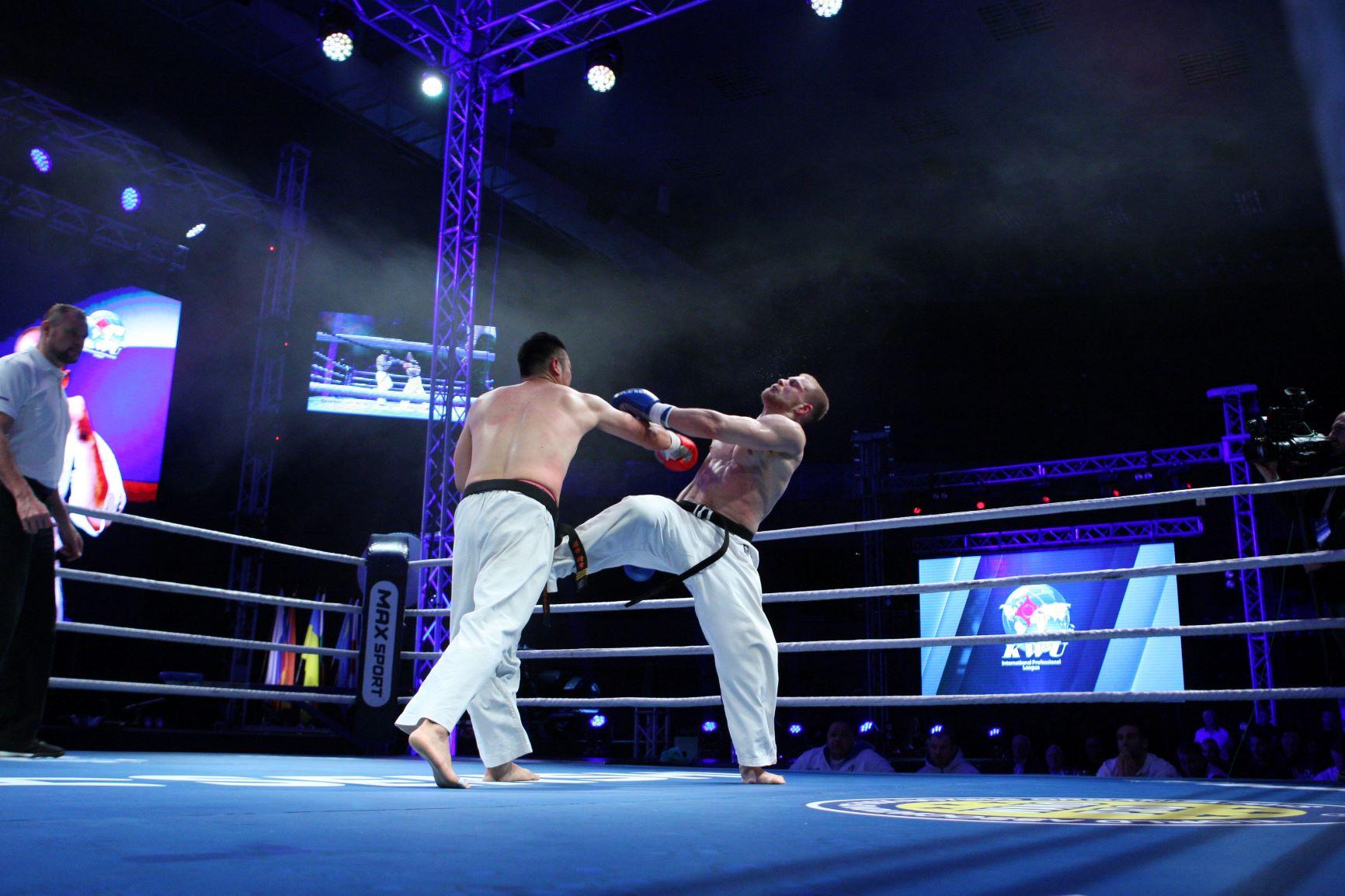 ВИДЕО: Русия срещу Япония на ринга на SENSHI