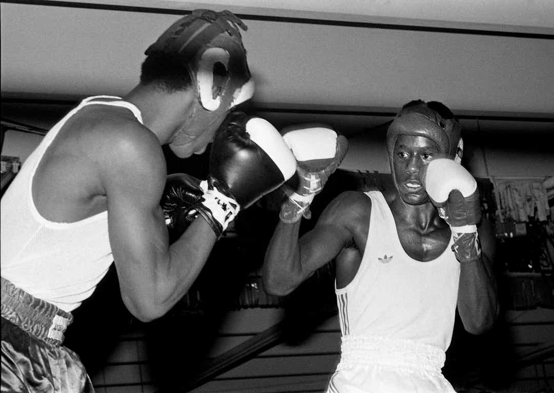 Почина боксов шампион от 80-те години
