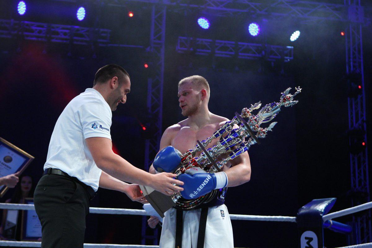 Виталий Ишахнели победи японец на SENSHI 5