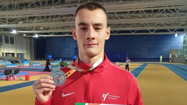 Митко Джорджев е номер 1 за 2019 година в олимпийското таекуондо