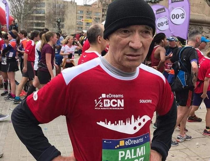 Палми Ранчев смая с маратонско бягане в Барселона (СНИМКИ)