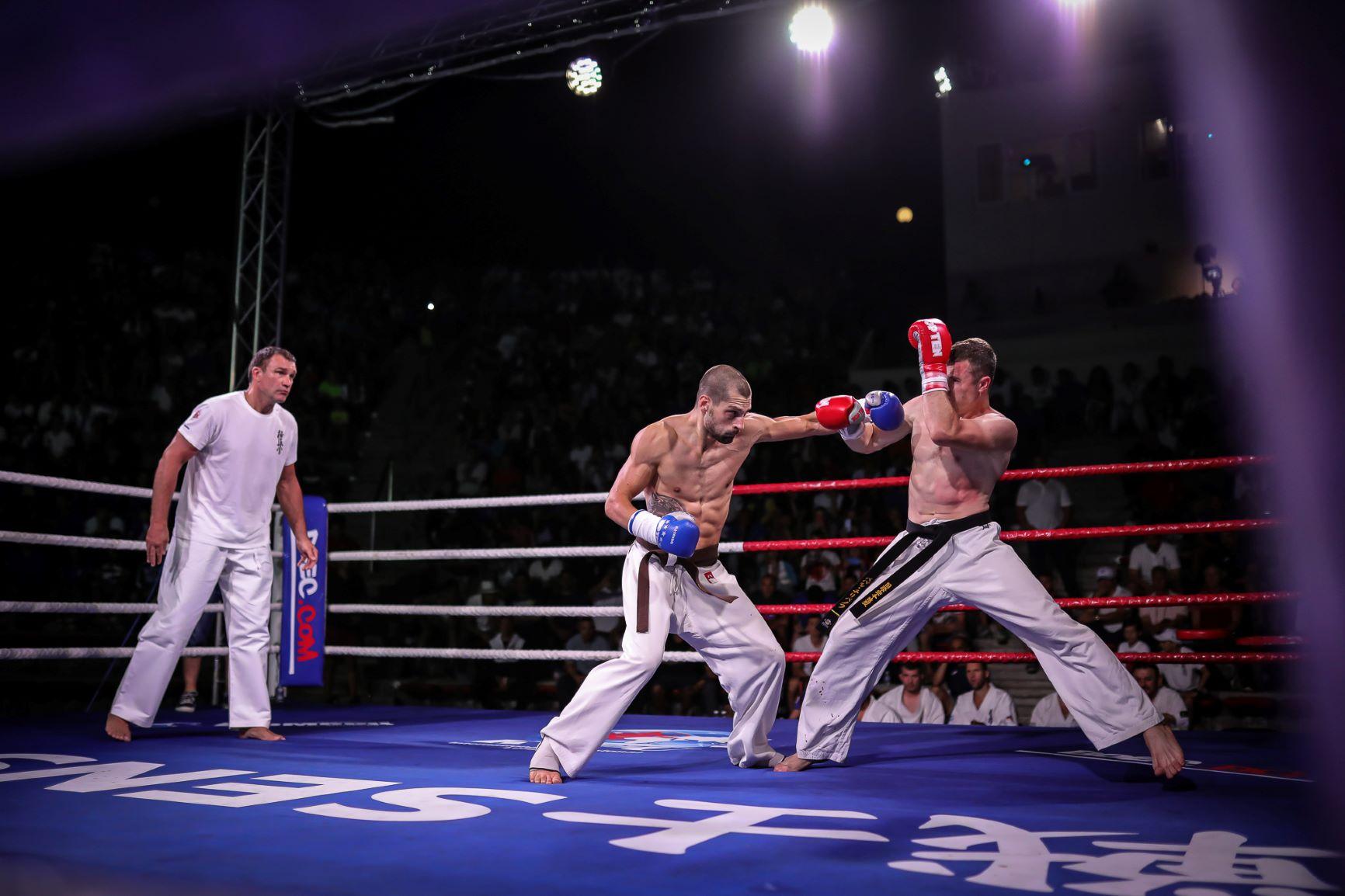 Шампион от Украйна излиза срещу Петър Стойков на SENSHI 5