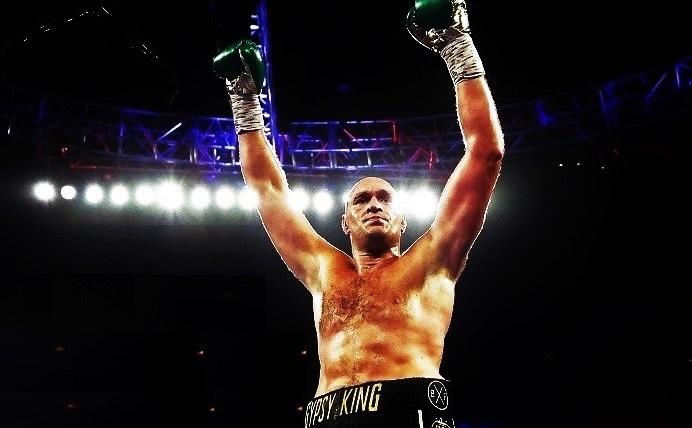 Фюри: Аз съм водещата звезда в бокса