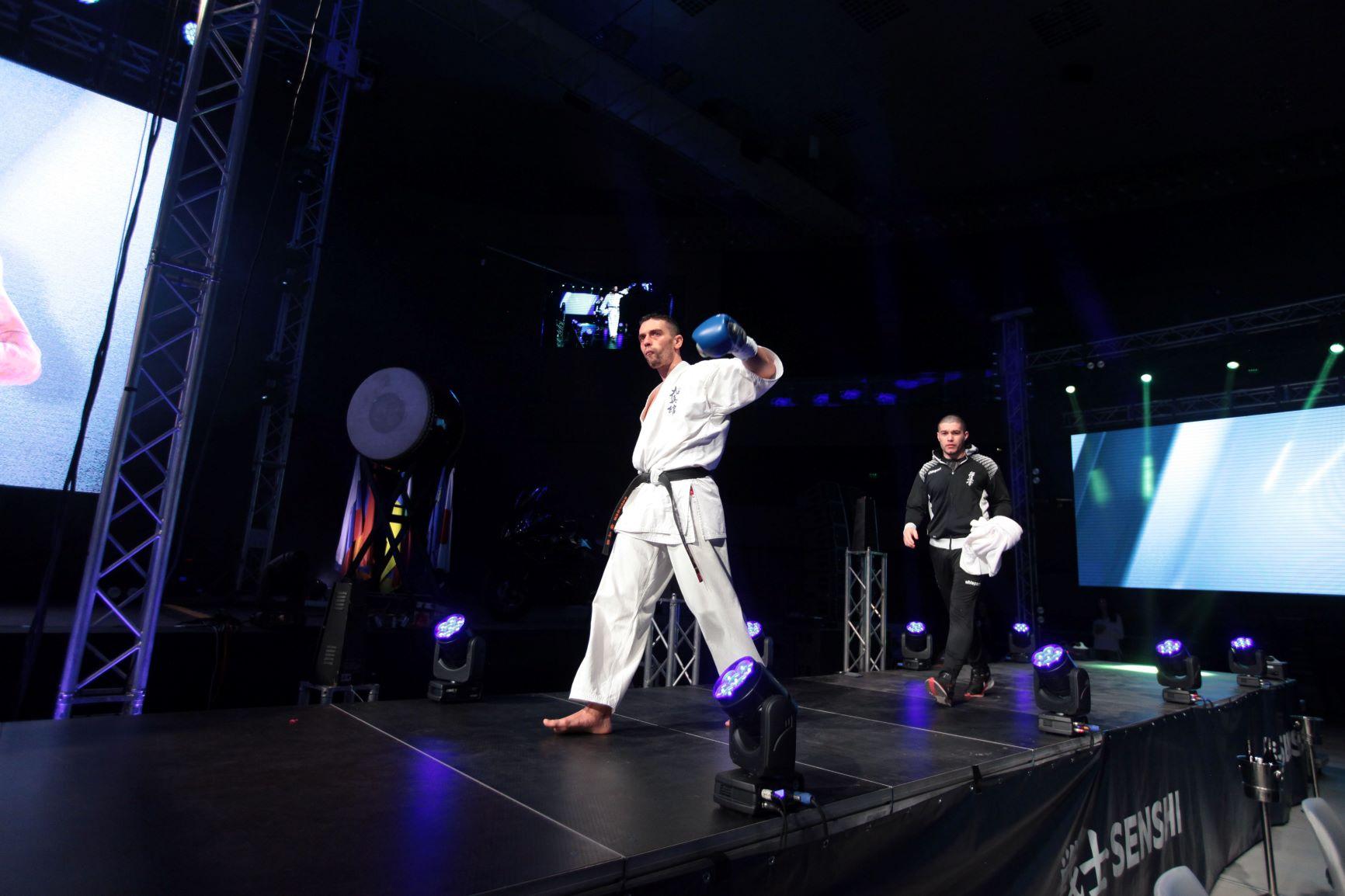 ВИДЕО: Драматичната битка на Йоргов и Бейджи от SENSHI 5
