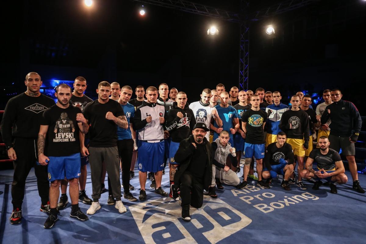 Пълни резултати от осмия левскарски боксов турнир