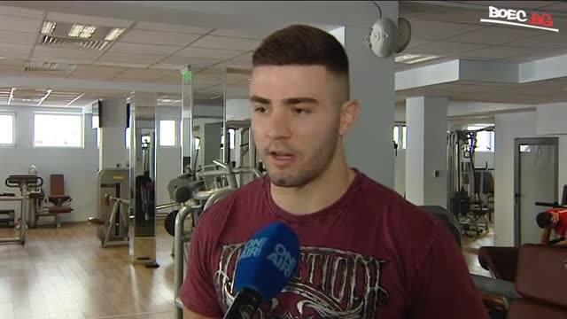 Борис Георгиев тръгва на подготвителен лагер след успеха в София