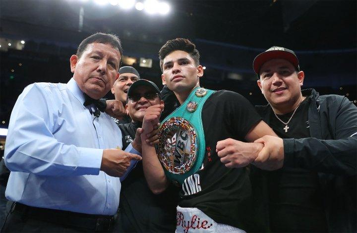 Раян Гарсия иска да спре с бокса на 26