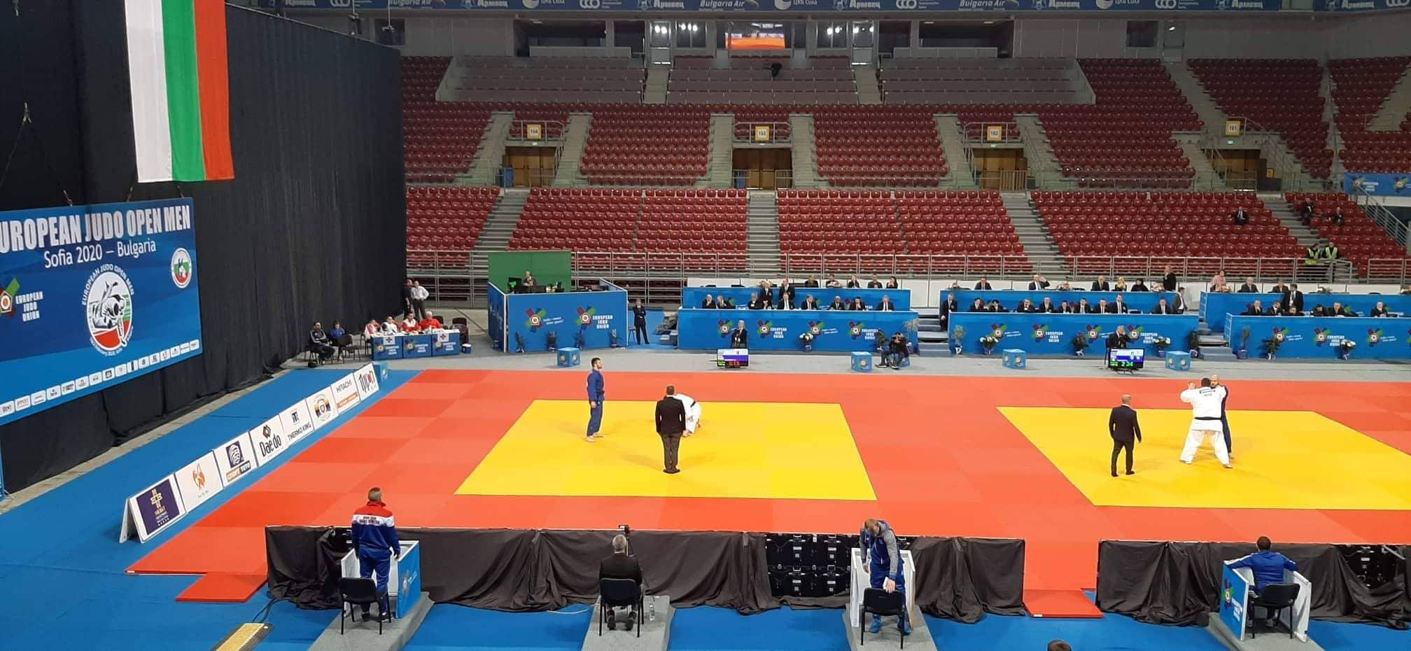 Турнирите по джудо ще носят точки за Олимпийските игри