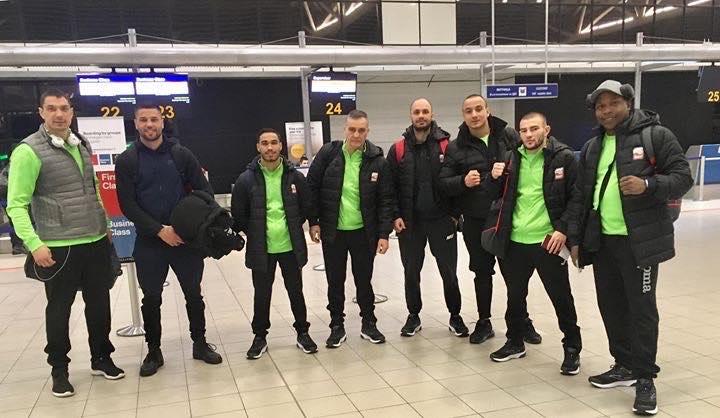 Боксьорите ни заминаха за Шефилд преди олимпийската квалификация