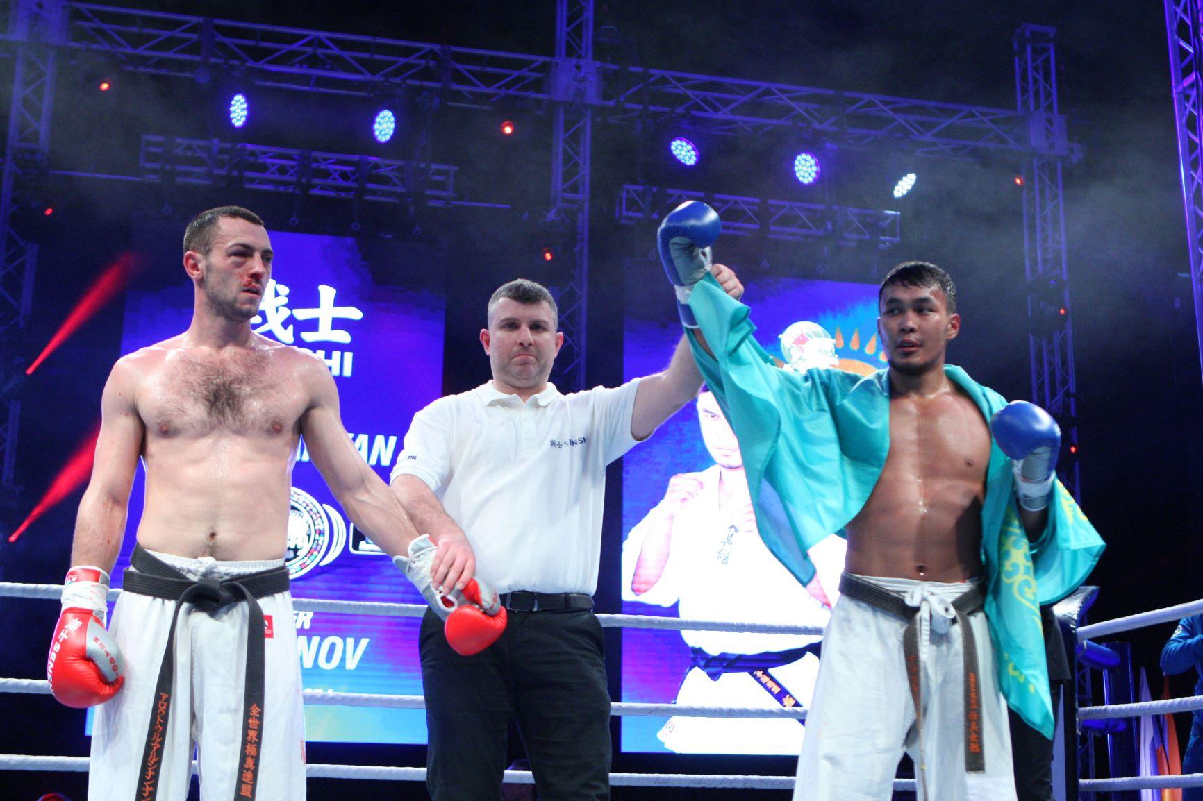 Епичен реванш между Арушанян и Карменов (ВИДЕО)