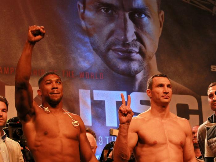 Владимир Кличко: Ей Джей има време, може отново да стане шампион