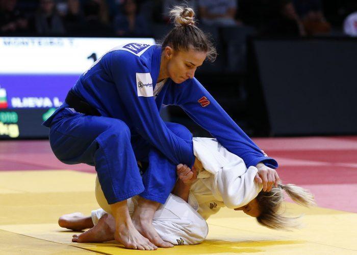 Ивелина Илиева оглави класация за техника на Европейското по джудо (ВИДЕО)