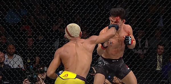 Джоузеф Бенавидес срещу Дейвесон Фигейредо за титла на UFC