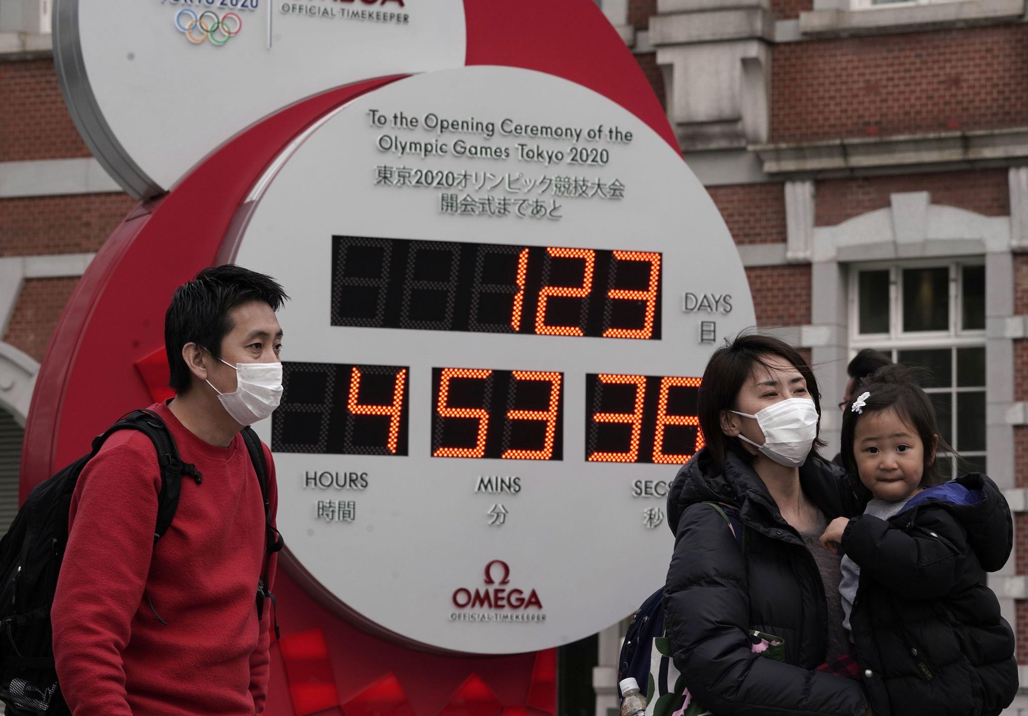 МОК отлага решението за провеждането на Игрите