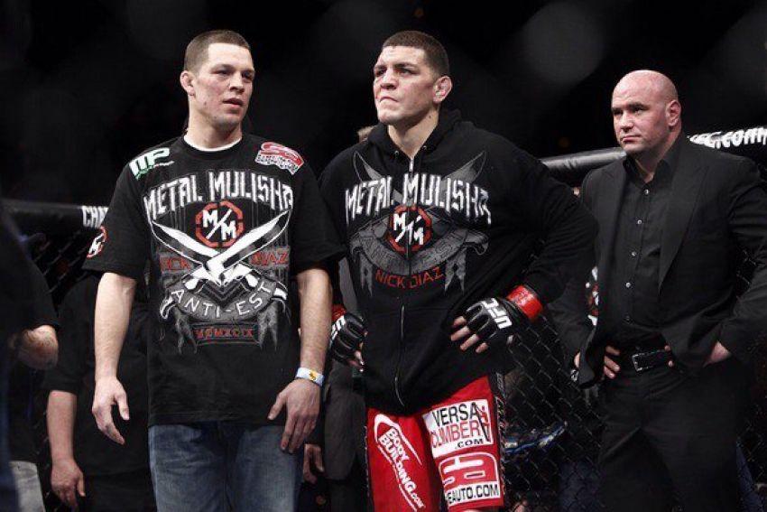 Братя и сестри в UFC