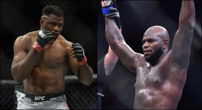 Нгану дори не знаел кой е Розенструйк преди UFC 249