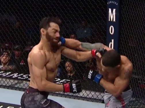 Отмениха светкавичния нокаут от UFC 247