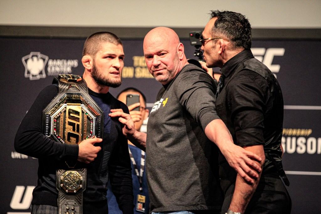 Хабиб от Русия: UFC търси друг съперник на Фъргюсън