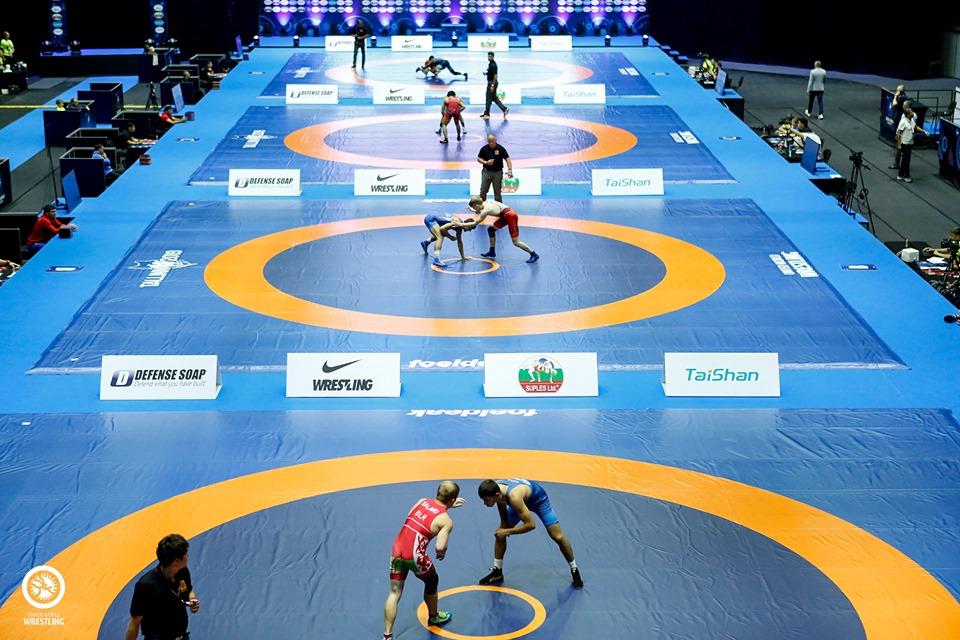 Отлагат юношеското Европейско първенство по борба