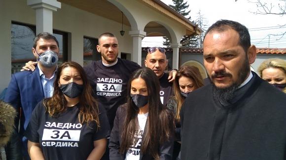 Даниел Илиев участва в благотворителна акция