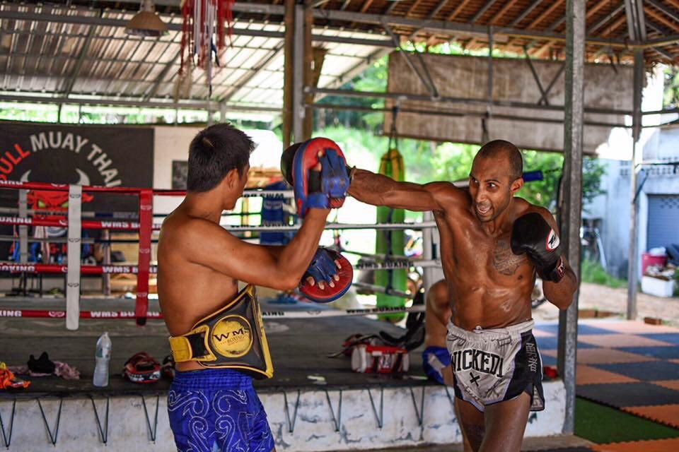 Муай тай от Тайланд или как го правят най-добрите (ВИДЕО)