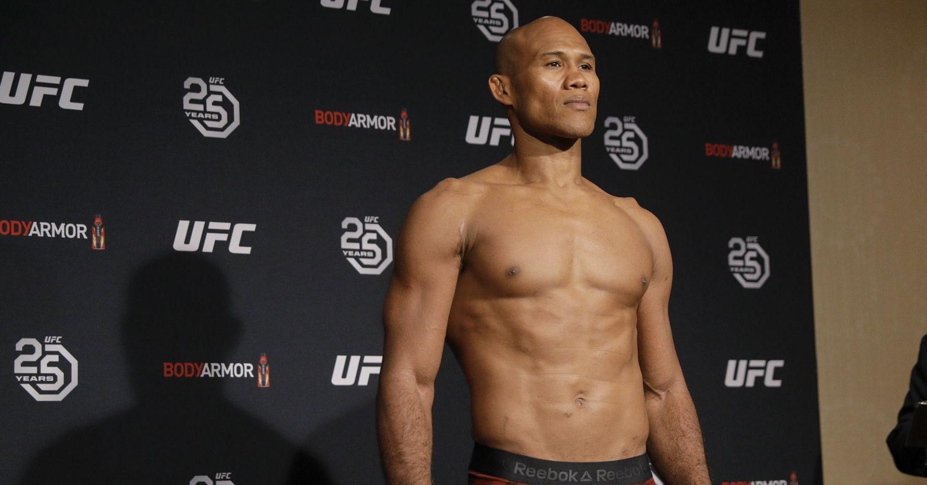 Соуса даде положителен тест за коронавирус часове преди UFC 249
