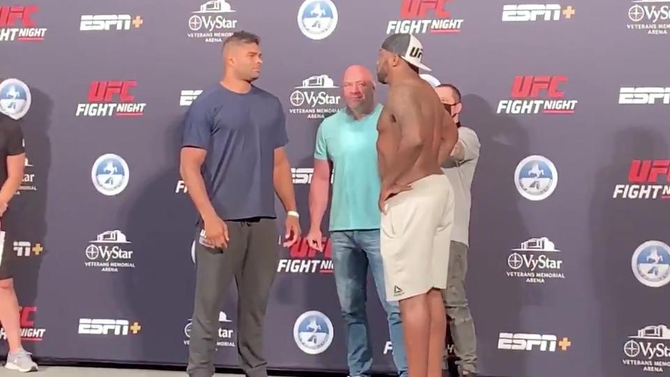 Изненади на кантара преди UFC Fight Night 172 (ВИДЕО)