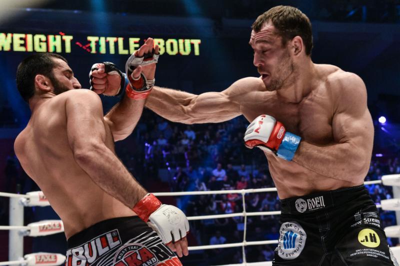 Руснак се раздели с UFC
