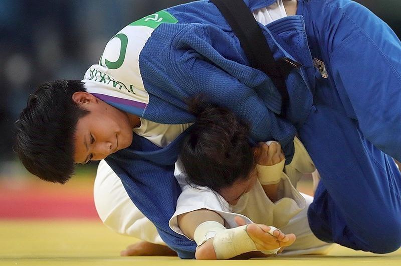 Шампионатът на Азия по джудо няма да се състои