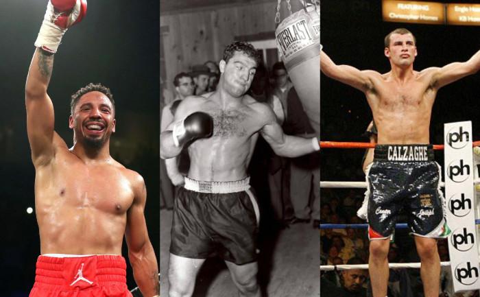 Непобедените световни шампиони в бокса (ВИДЕО)