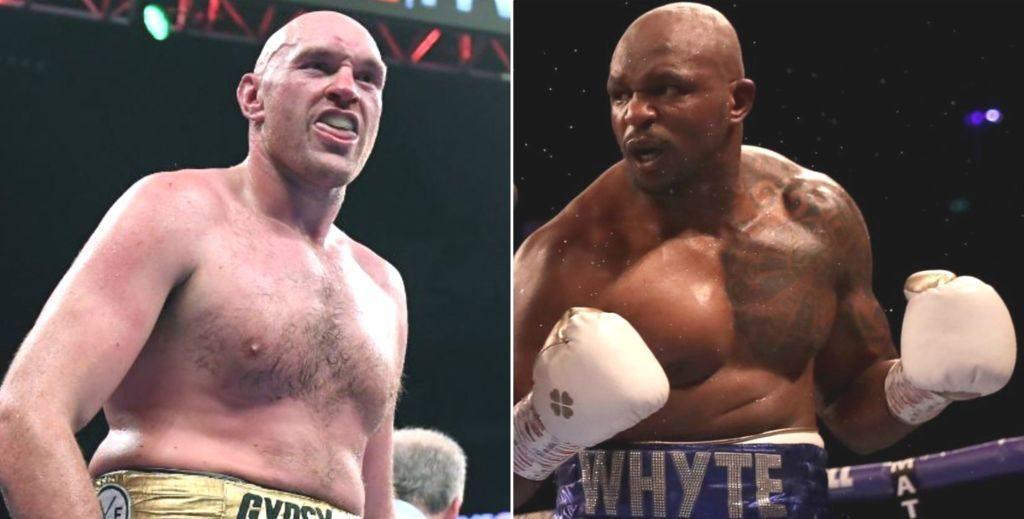 Дилиън Уайт атакува WBC за сблъсък с Фюри