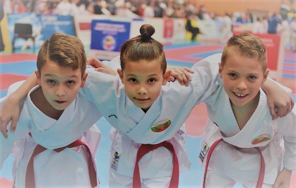 6 ползи за децата от практикуването на карате
