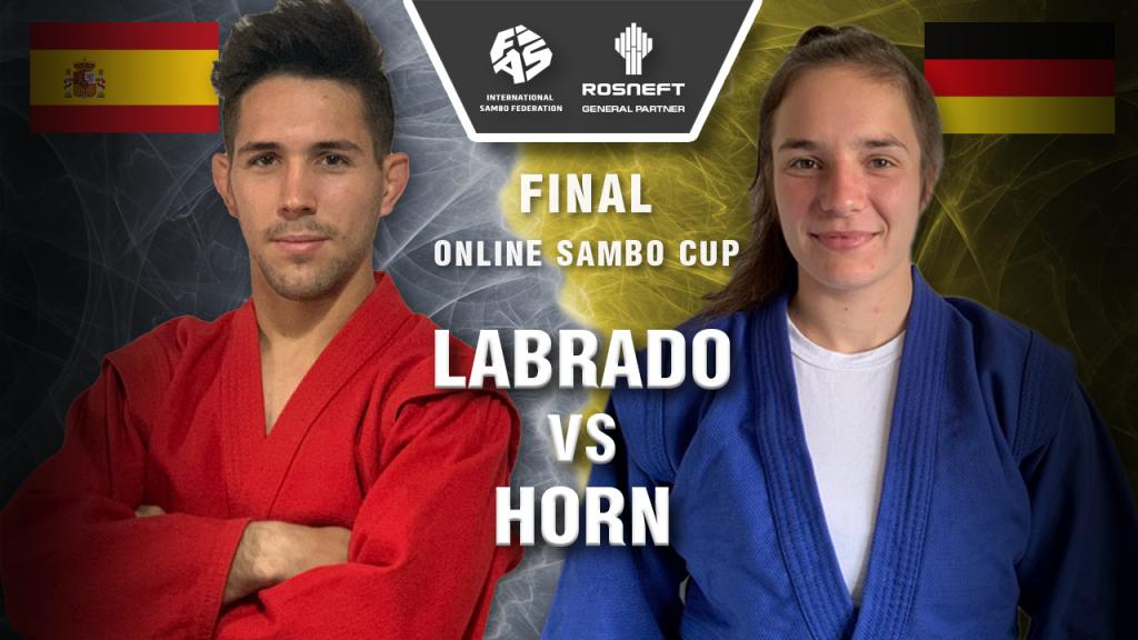 Германка спечели първата онлайн купа по самбо