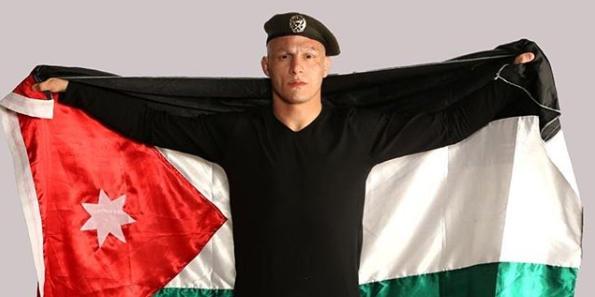 Йордания вече има боец в UFC