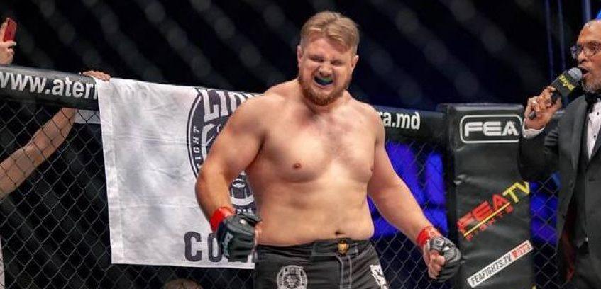 Пореден боец на UFC с COVID-19
