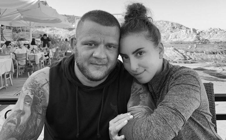 Катрин Тасева излезе с прочувствени слова за Николай Щерев (СНИМКИ)