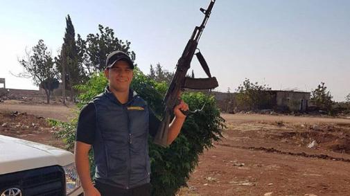 Арестуваха борец по обвинение в тероризъм