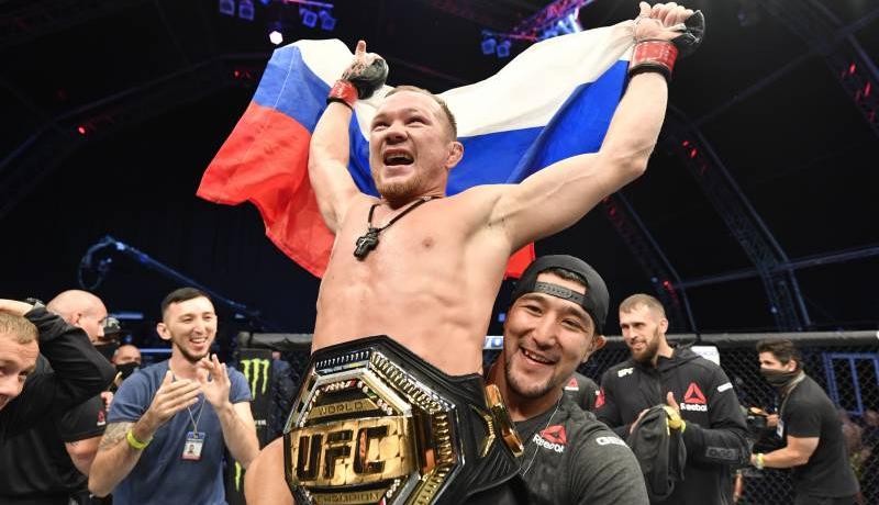 """Множество промени в категория """"петел"""" след UFC 251"""