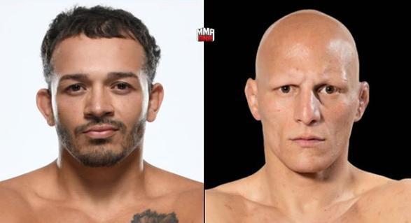 Официално: Ал Кайси ще дебютира в UFC
