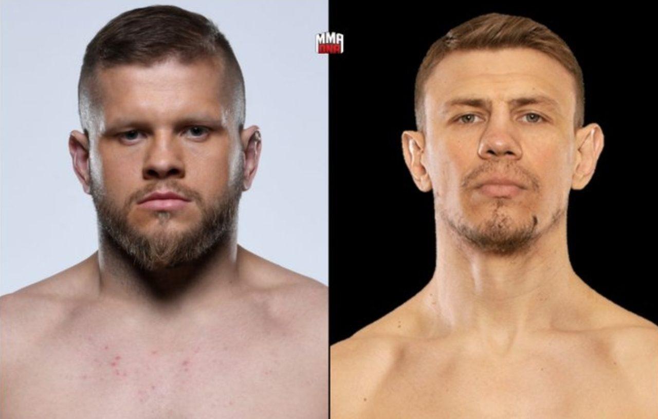 Шампион на WFCA замени Романов в сблъсъка с Тибура на UFC 251
