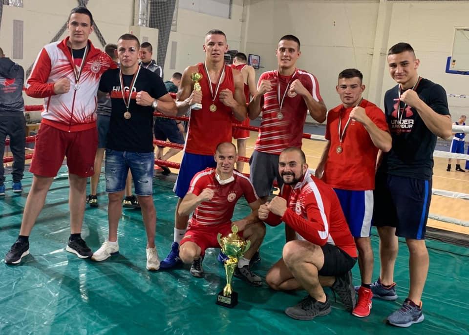 ЦСКА триумфира с Купата на България по бокс