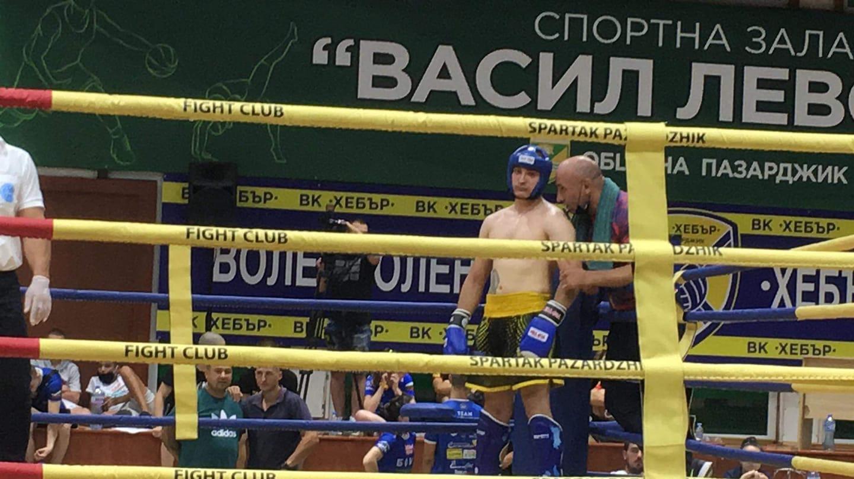 ЦСКА с титла и 6 медала от Държавното по кикбокс