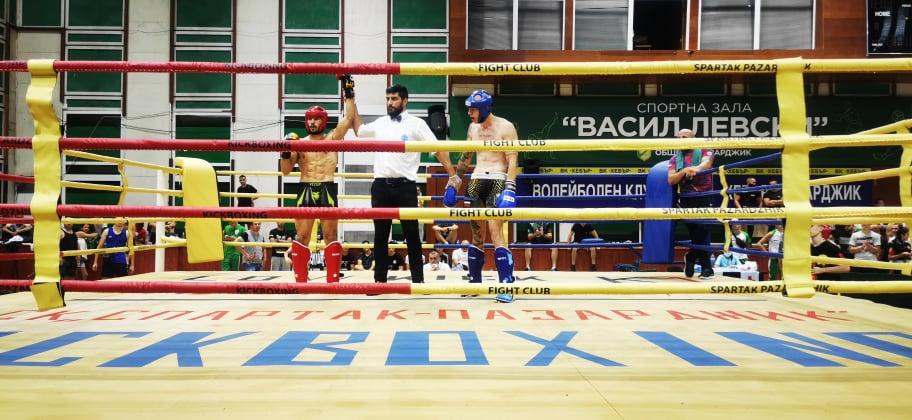 Стар тийм и Шуменска крепост са отборни шампиони по кикбокс