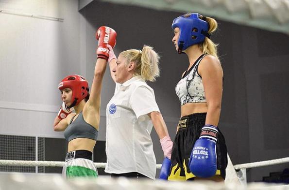 Полина Галинова: Готова съм за бой когато и където трябва!