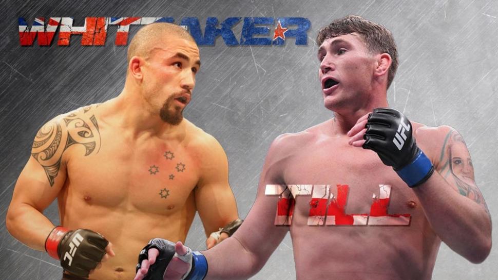 UFC бойци прогнозират Уитакър-Тил (ВИДЕО)