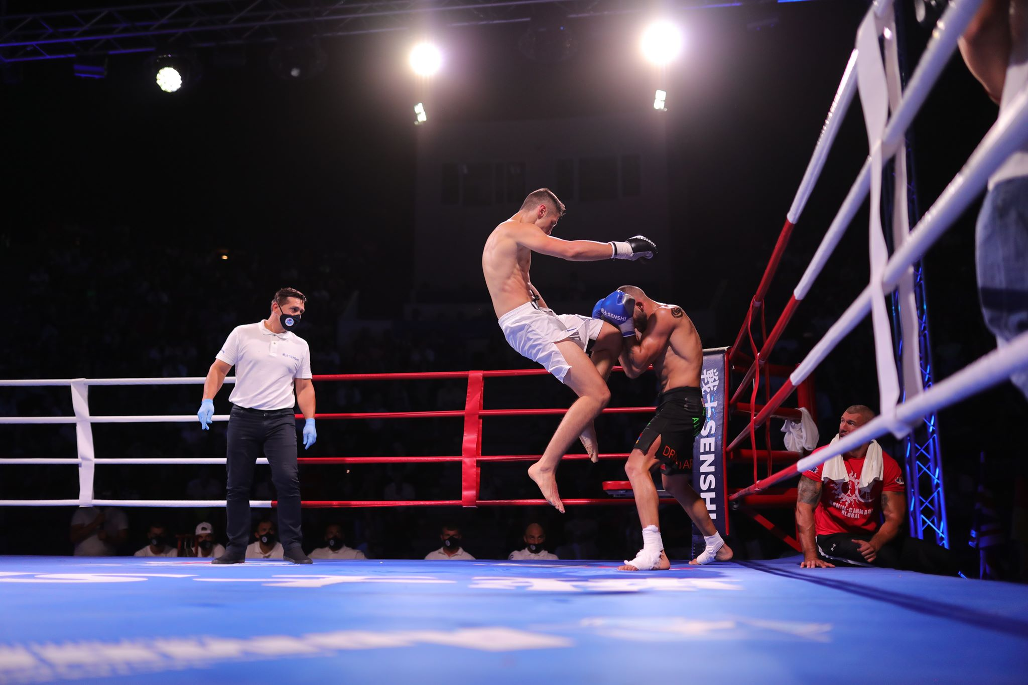 Никола Тодорович победи Едуард Алексанян в зрелище на SENSHI 6